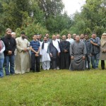 Group Pic with Visiting 'Ulama