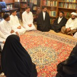 Discussion in library